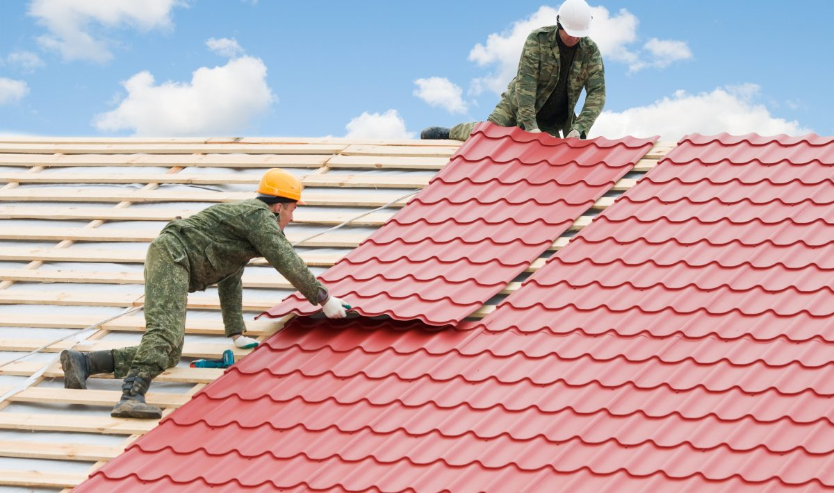 roofing services for leakage roofs
