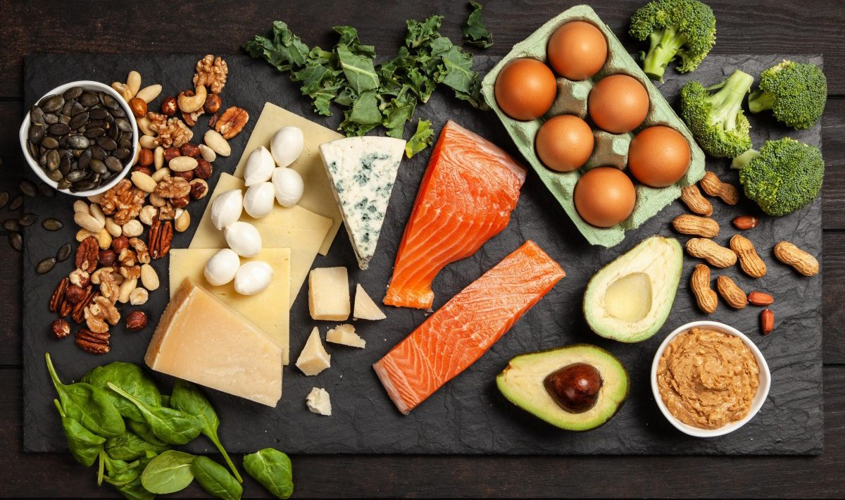 healthy keto diet