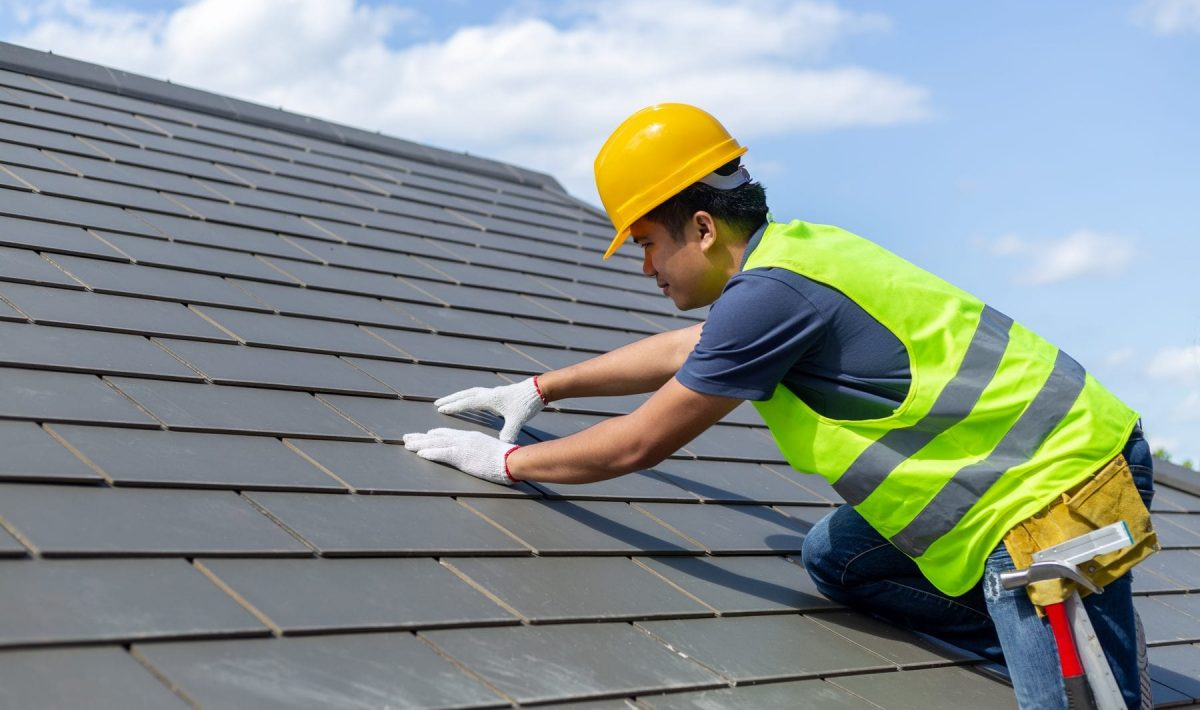 repair and maintain roofs