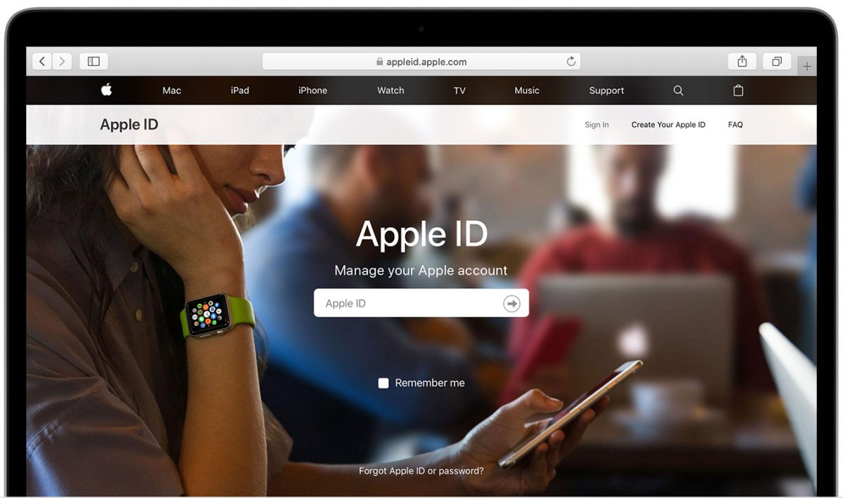 Apple-ID-Login