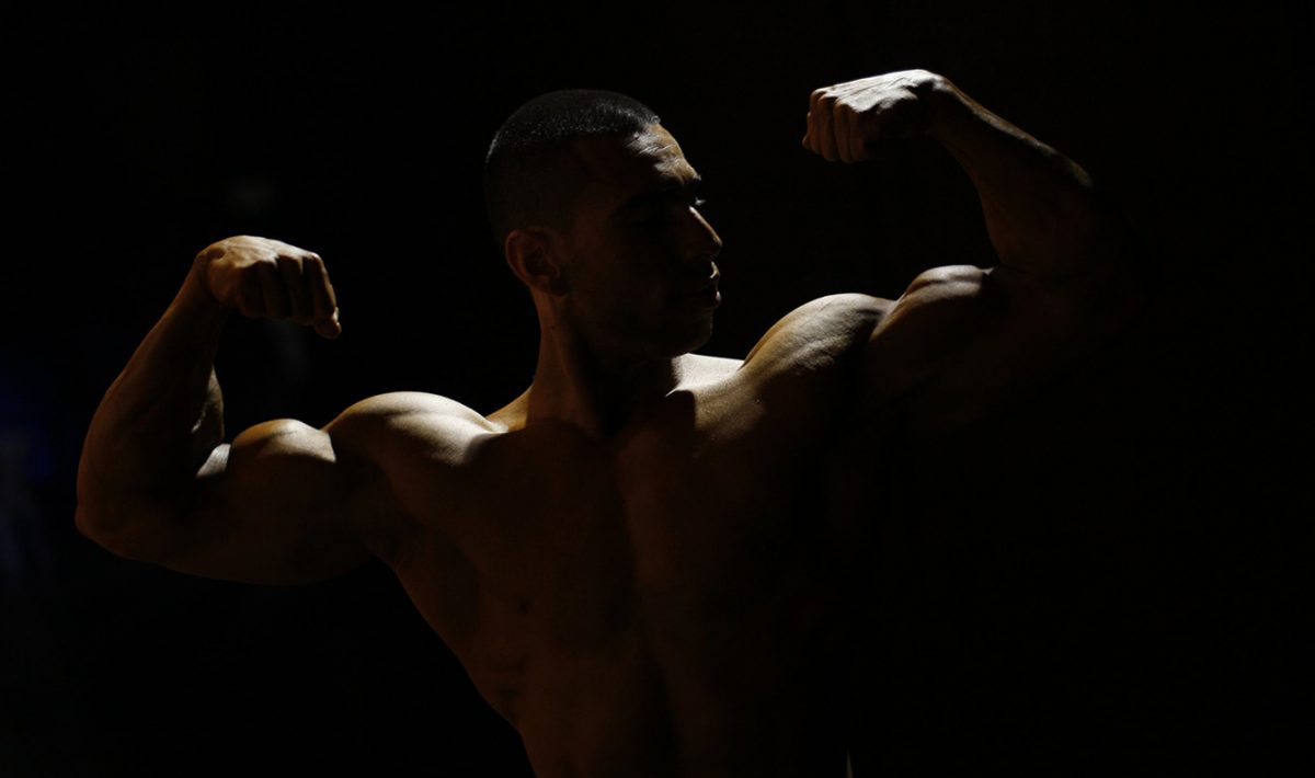 testosterone levels in men
