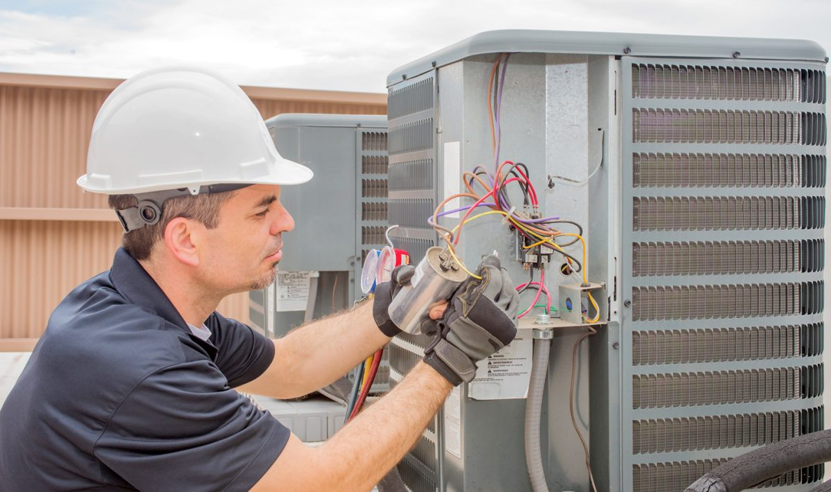 heating and cooling repair near me