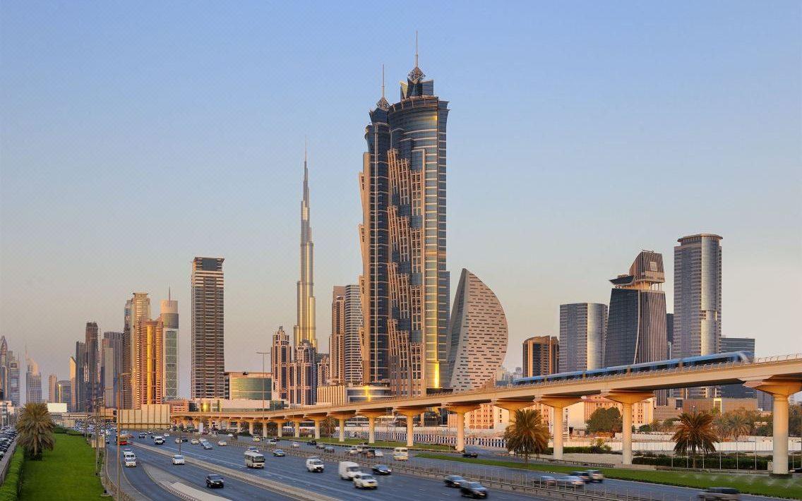 Marriott Marquis at Dubai