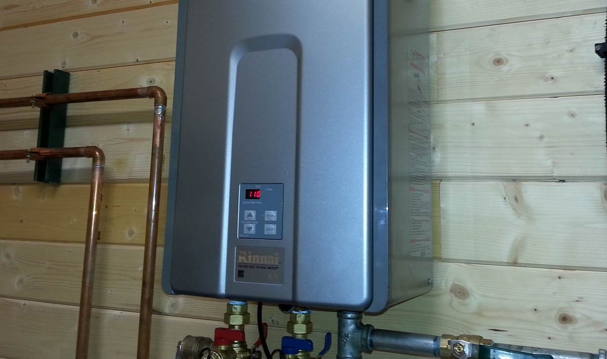 electric hot water system