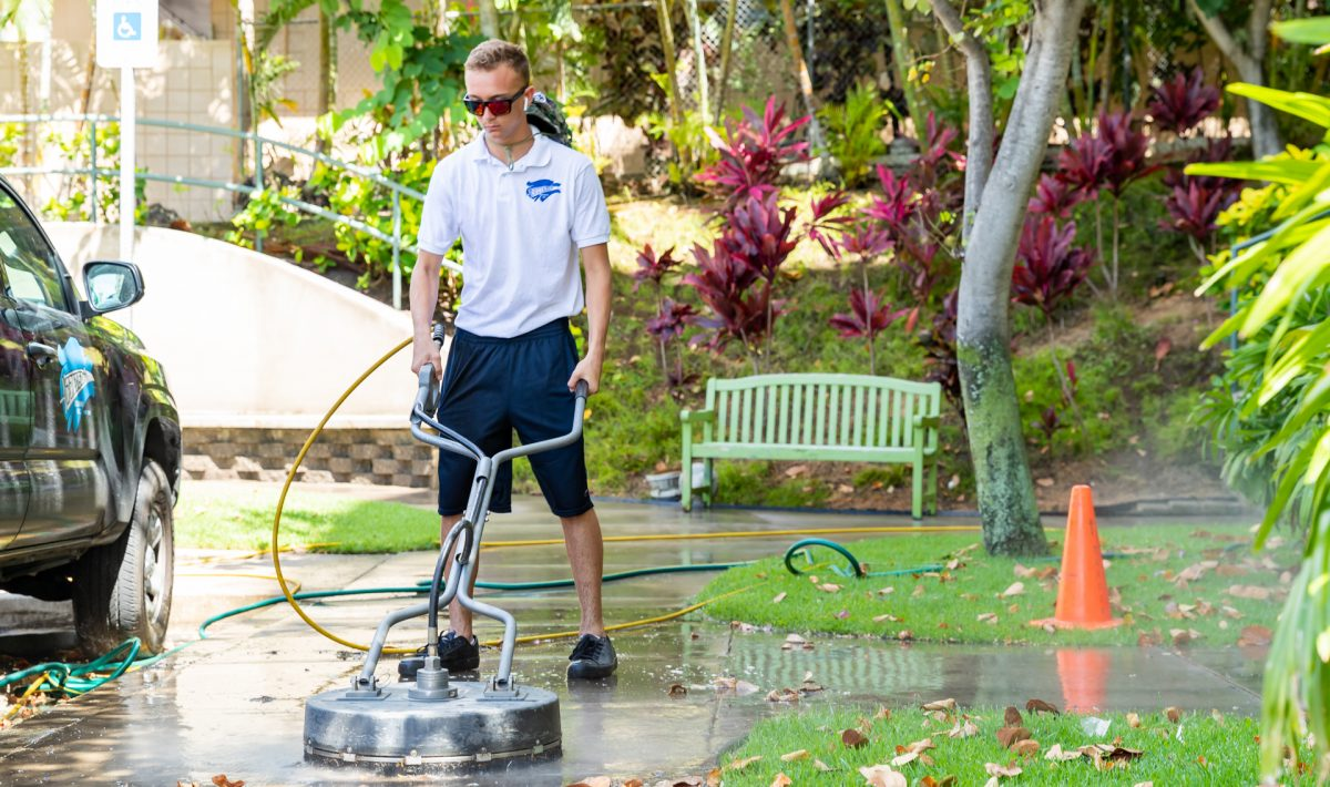 power washing costs