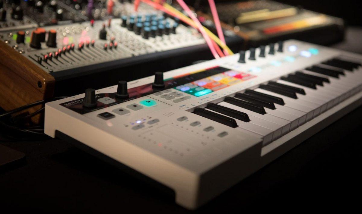 top-MIDI-Keyboard